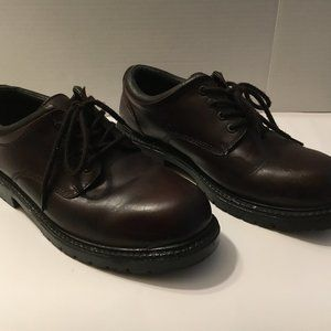 Men's Leather Dockers Shoes Size 10 M Like New